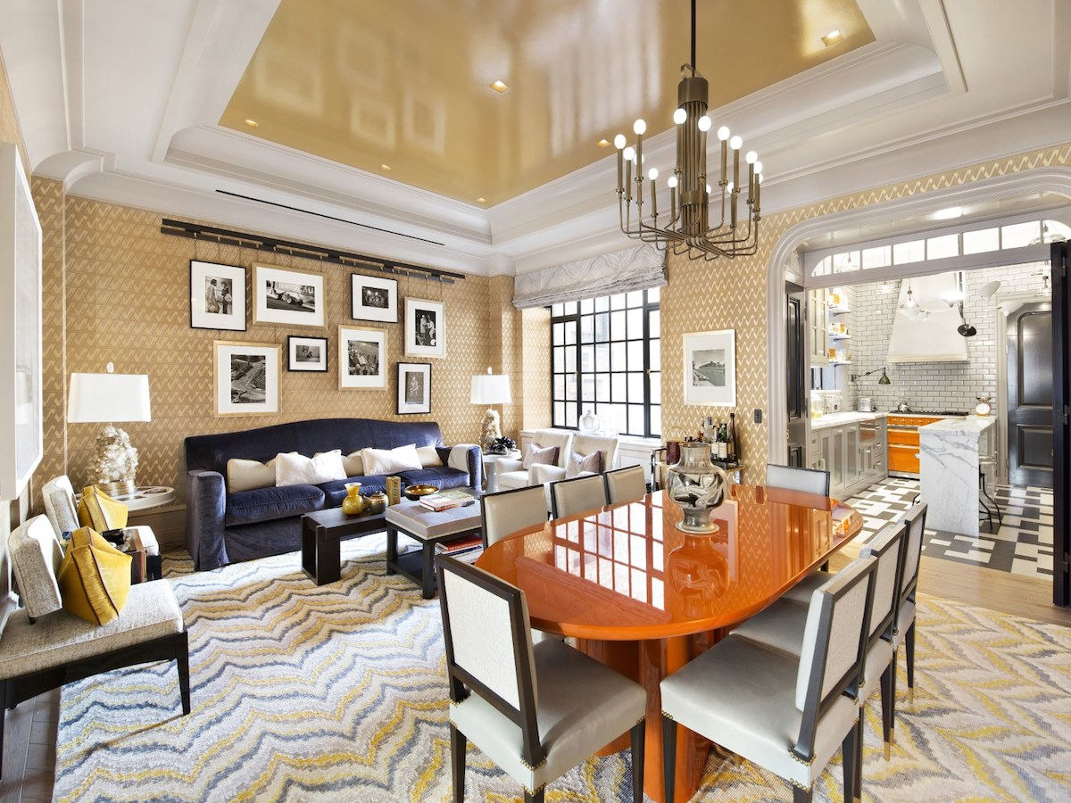Opulent Steven GambrelDesigned UES CoOp Looks to Make 6M Flip 6sqft