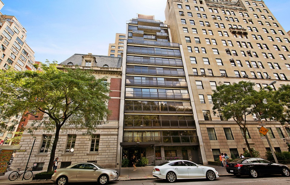 1045 Fifth Avenue, Modernist Architecture, Mid Century Modern, Mad Men