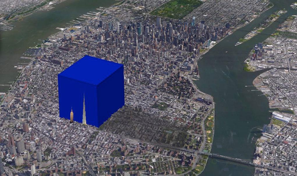 human cube