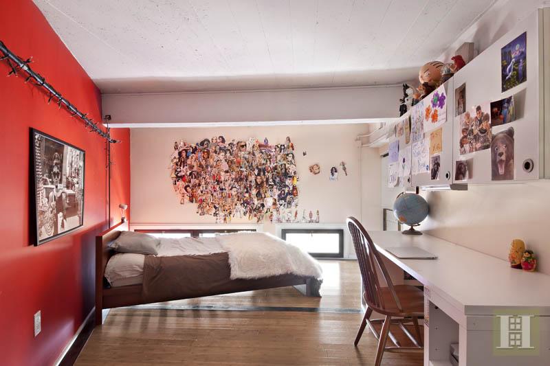 50 Bridge Street, triplex Dumbo loft, private roof deck with Manhattan views