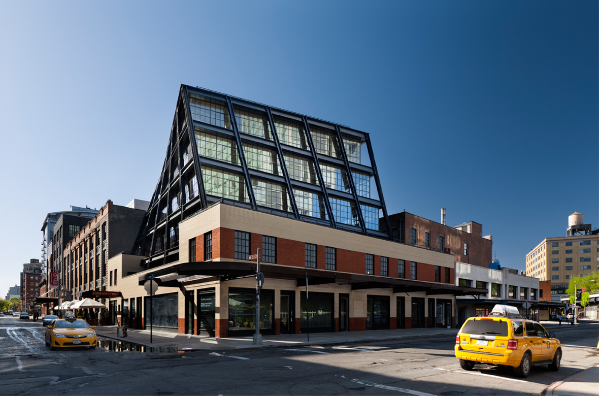 837 Washington Street, Morris Adjmi Architects, Meatpacking District, Samsung building