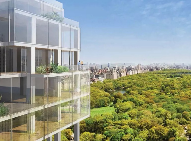 Revealed 1 Park Lane Will Be The Next Supertall Central Park South