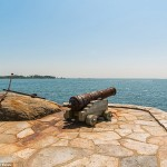 Tavern Island, private islands, Billy Rose, Long Island Sound
