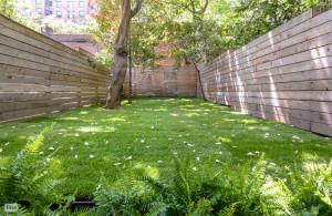 370 Washington Avenue, garden, brownstone., clinton hill