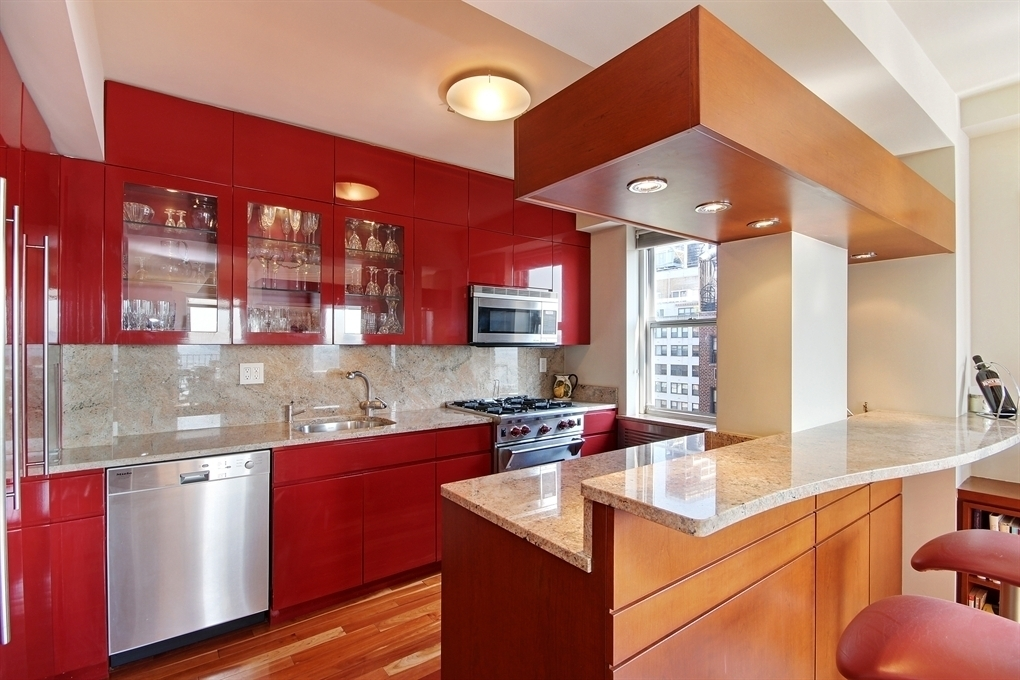 12 beekman place, 25 beekman place, high low, great listings, east river views, nyc apartment, kitchen, terrace