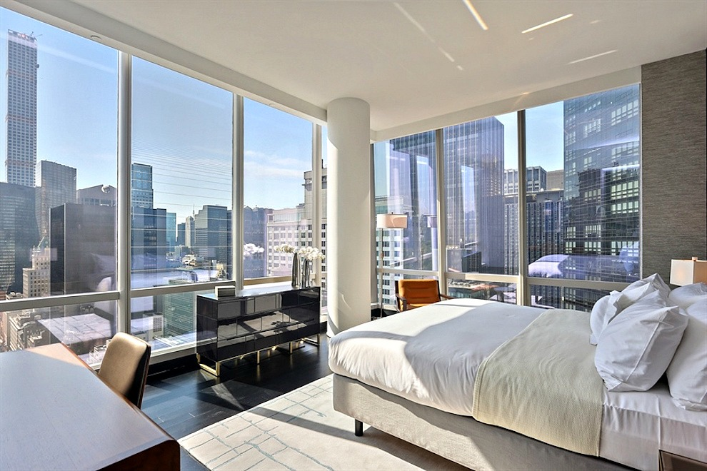 fully furnished rentals launch at one57 6sqft. Black Bedroom Furniture Sets. Home Design Ideas