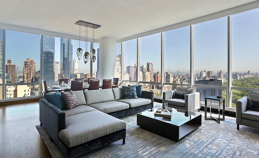 Fully-Furnished Rentals Launch at One57 | 6sqft