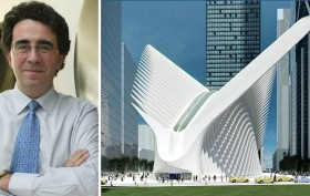 Santiago Calatrava, World Trade Center Transportation Hub