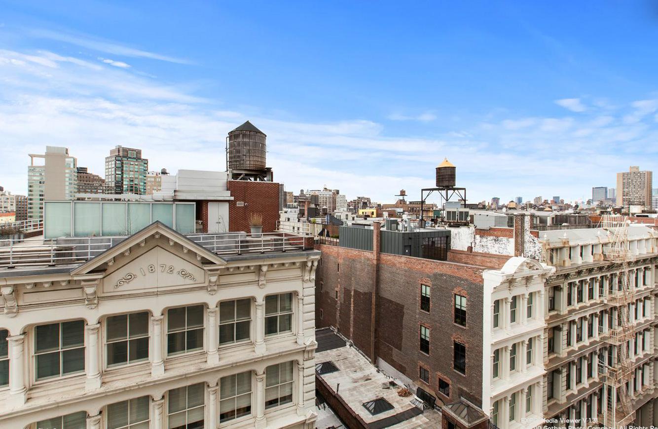 46 Mercer Street, soho loft, soho