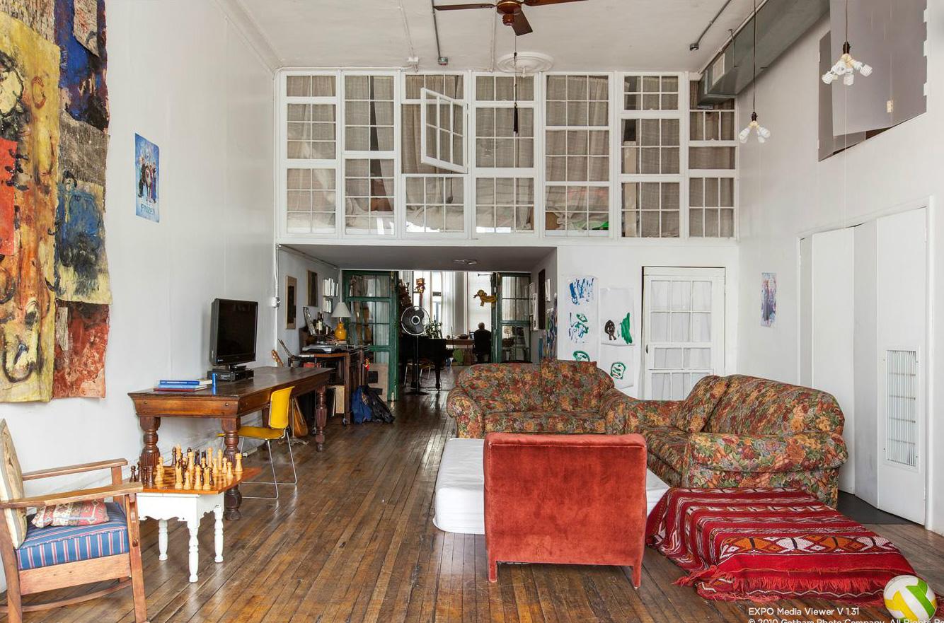 46 Mercer Street, SoHo, SoHo loft