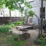 110 Clinton Avenue, garden, apartment, Brooklyn