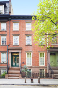 426 West 22nd Street, James Phelan Row, multiple outdoor spaces, Guiding Light