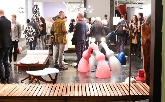 United Nude, 3d printing, Zaha Hadid, Rashid Johnson, the High Line, Mathieu Mercier, Denis Gardarin Gallery, Skylight at Moynihan Station, KLONE, Garis & Hahn, Frieze Art Fair, Collective Design Fair, Drifting in Daylight, Creative Time, LISA Project, RR Gallery