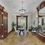 126 Hancock Street, Pure Interior Design of New York, restored woodwork, preserved home