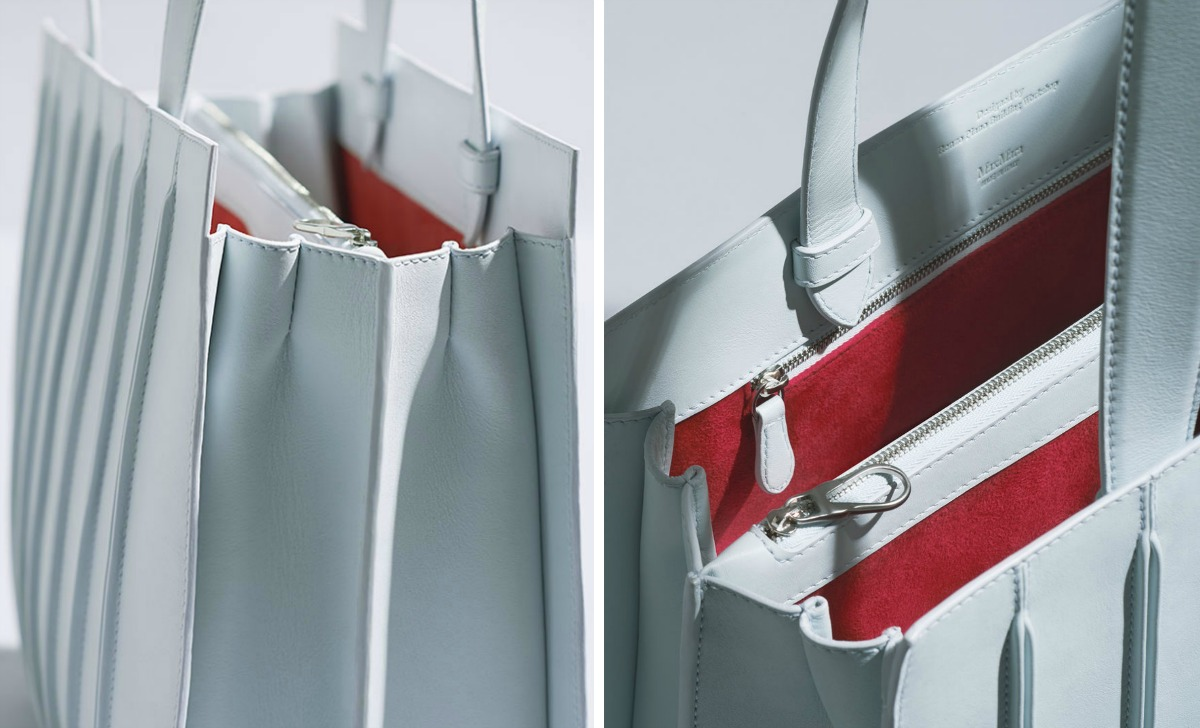 The Whitney Bag  Renzo Piano Designs a Purse to Go with His New ... 2337b1e3eea