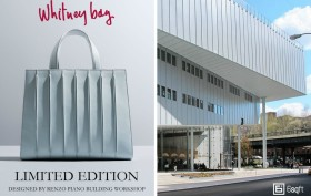 Whitney Bag, Renzo Piano, Max Mara, new Whitney Museum