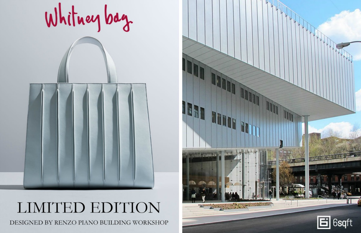 The Whitney Bag  Renzo Piano Designs a Purse to Go with His New Museum bb3623b694c