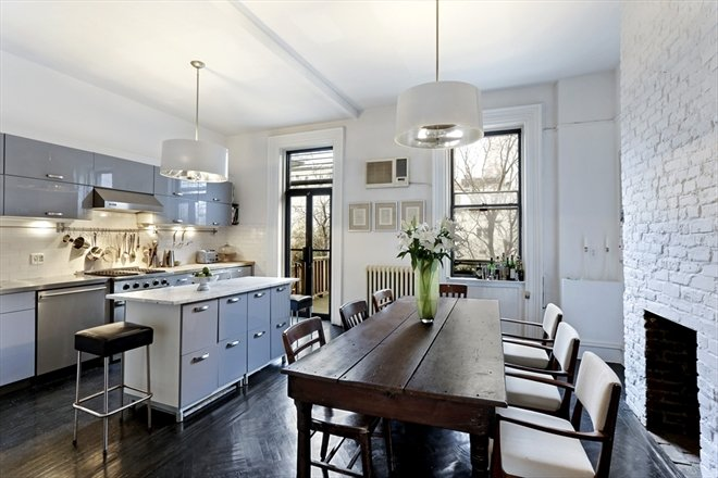 225 Pacific Street, kitchen, boerum hill
