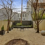 335 Pacific Street, backyard, boerum hill