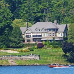 Wikiosco, 3232 Lake Shore Drive, Lake George mansion, Ludlow and Peabody