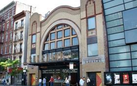 Sunshine Cinema, Landmark Theatres, Lower East Side, Yiddish Rialto