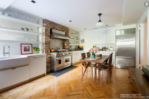 315 garfield place, kitchen, park slope
