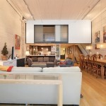 53 Crosby Street, true Soho loft, triplex with lofted bedroom