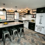 296 Manhattan Avenue, kitchen, townhouse
