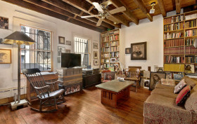 29 Downing Street, study, carriage house, West Village