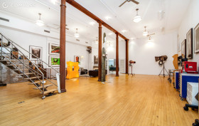 81 Walker Street, live/work space, studio level electrical amperage