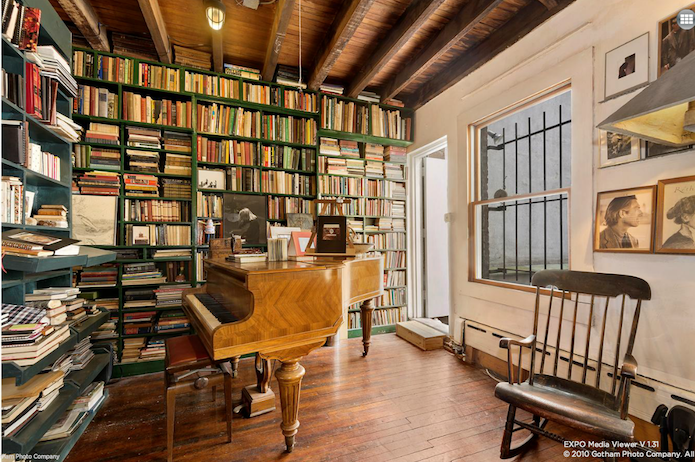 Gorgeous West Village Carriage House Boasts A Lovable