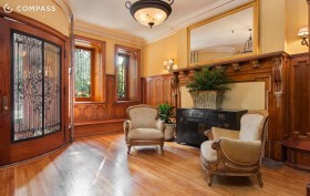 323 West 74th Street, Charles Schwab, Upper West Side mansion