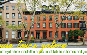 NYC spring house tours