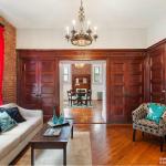 716 Bushwick Avenue, 716 Bushwick Avenue interior, Bushwick mansion