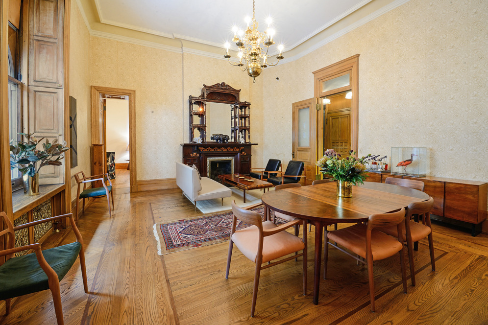Newly listed 3 6m residence at the dakota appears for Dakota building nyc apartments for sale