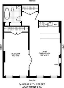 645 East 11th Street, Amy Hixson, Own Entity, Tompkins Square Park