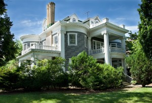 1440 Albemarle Road, Prospect Park South, Michelle Williams, Brooklyn Colonial Revival, NYC celebrity real estate