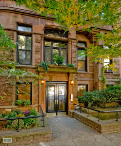 114 Pierrepont Street, George Cornell House, Brooklyn Women's Club, Brooklyn Women Suffrage Association
