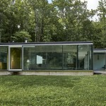45 Rigor Hill Road, Gefter-Press House, Ghent NY, The Glass House