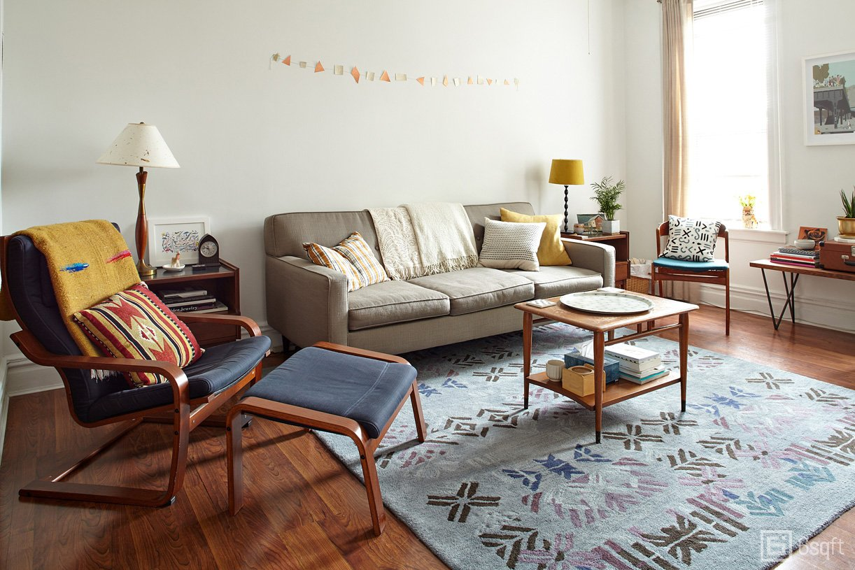 My 800sqft cute design couple fill their ridgewood for Cute bedroom ideas for couples