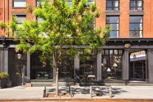 374 Broome Street, Brewster Carriage House, John Legend and Chrissy Teigen
