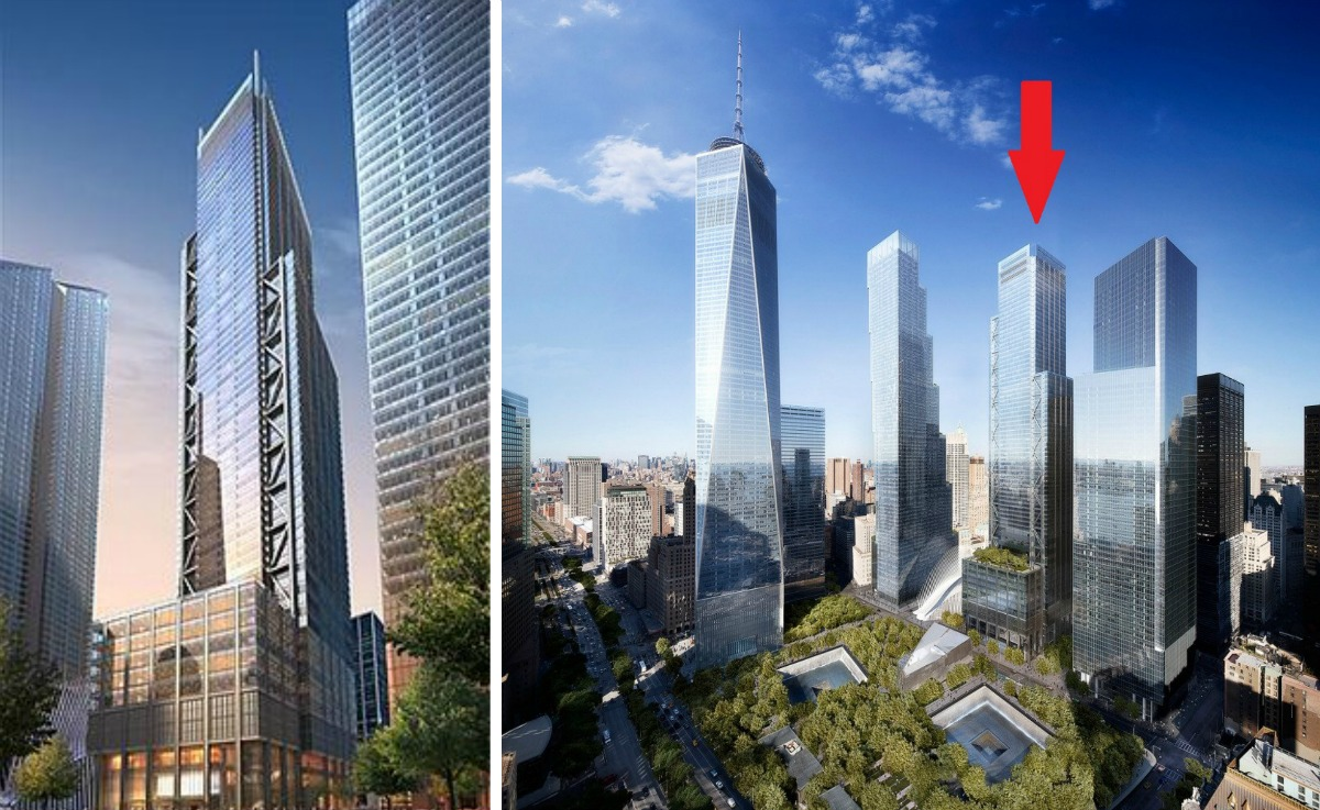 3 World Trade Center Gets Update To Better Complement Its