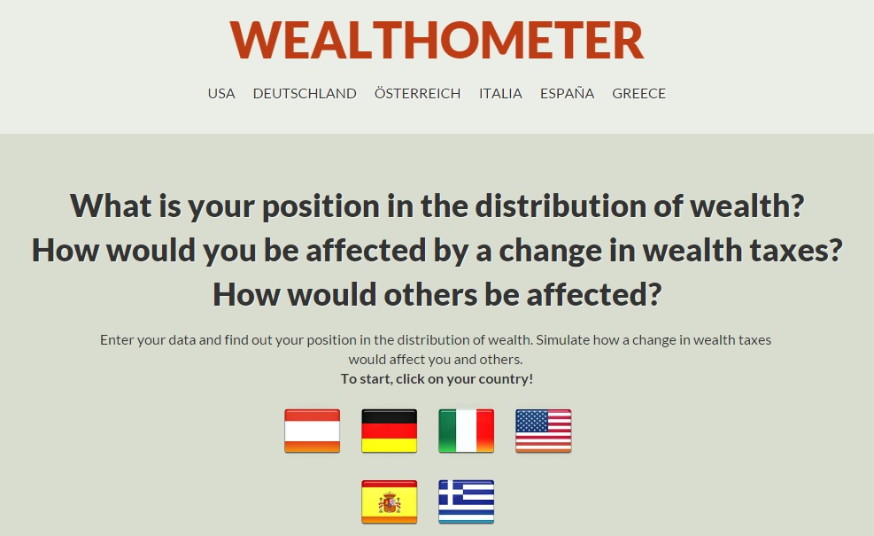 Wealthometer