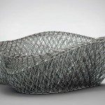 Janne Kyttanen, 3D printed sofa, Sofa So Good, 3D printing designs, Finnish designer, spiral webs inspiration, light strong sofa.