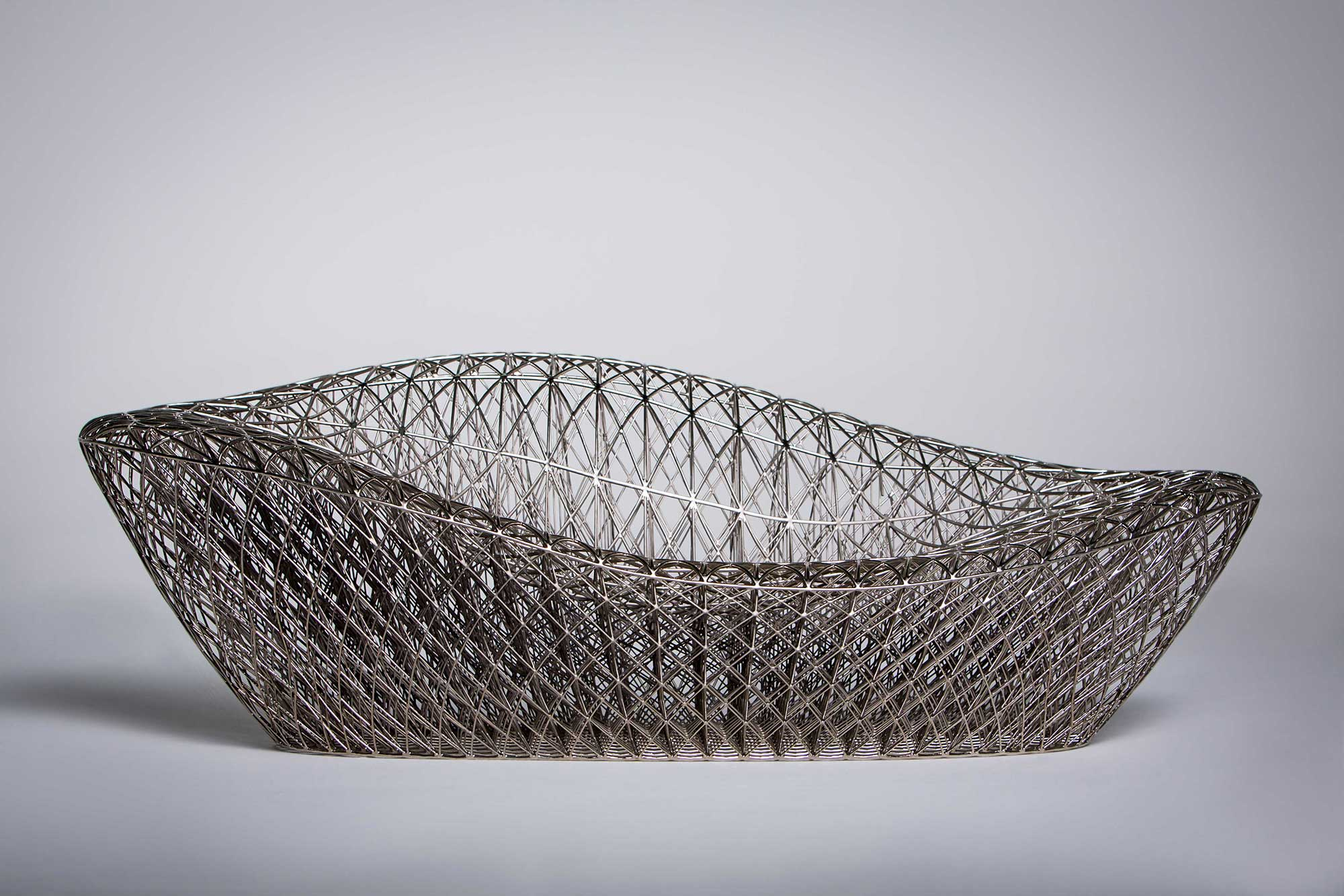 Sofa so good is finnish janne kyttanen 39 s latest 3d printed for Furniture 3d printer