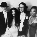 Roberta Flack, John Lennon, Yoko Ono, David Bowie