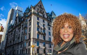 The Dakota, Roberta Flack, NYC celebrity real estate, 1 west 72nd Street