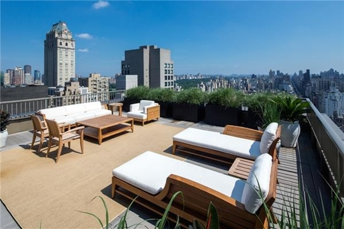 502 Park Avenue, Trump Park Avenue, hotel amenities, multiple terraces