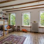 42 Downing Street, Nadine Adamson, summer rental, private backyard