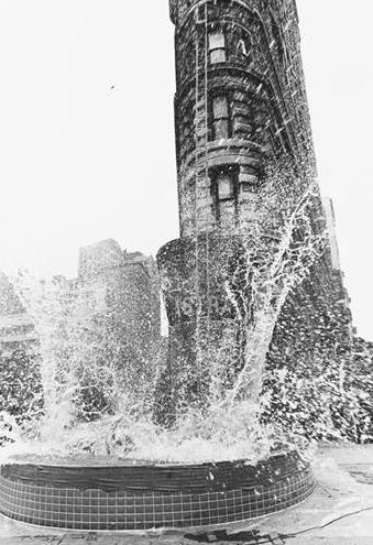 Henri LaMothe, Flatiron Building, daredevil diver